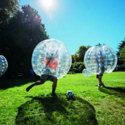 Le Bubble Foot : Une Variante Très Fun Du Football !